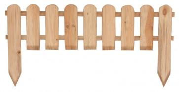 Steccato Recinto Legno Pino cm 110x48