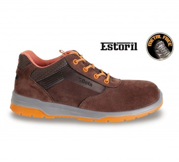 Scarpe Antinfortunistiche Beta 7320M S3 SRC Estoril  pelle scamosciata idrorepellente