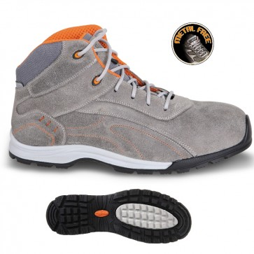 Scarpe Alta Antinfortunistica Sneakers HRO Beta 7345RP S3 HRO SRC alta vintage