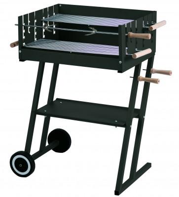 Barbecue esterno con griglia STEAK HOUSE 60x45x90h