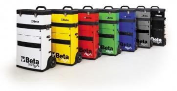Beta trolley portautensili a due moduli sovrapponibili C41 H/R