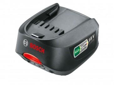 Caricabatteria Bosch da 18 V/2,0 Ah Batteria al litio