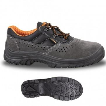 Scarpe da lavoro BETA 7246B scarpe in pelle scamosciata, traforate (Default)
