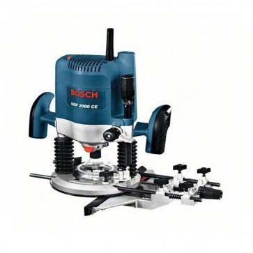 Bosch Fresatrice verticale  GOF 2000 CE Professional Potenza 2000w