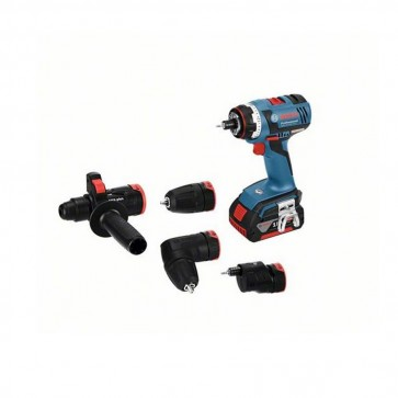 Bosch Trapano avvitatore a batteria GSR 18 V-EC FC2 Professional viti max 10mm