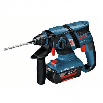 Bosch Martello perforatore a batteria GBH 36 V-EC Compact (2,0 Ah) Professional Potenza 430w