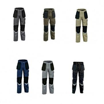 Pantalone Lavoro Antifortunistica Cofra Bricklayer
