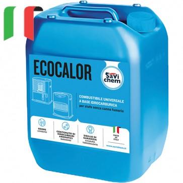 Combustibile Idrocarburico Liquido Savichem Ecocalor 18 litri TAPPO BLU