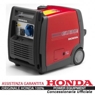 Generatore Elettrico a Motore OHV a 4 Tempi 196cc Honda EU30IK1  IT da 3000W Monofase Inverter