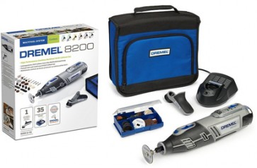 DREMEL 8200JC multiutensile cordless batteria 10,8V (8200-1/35) senza fili
