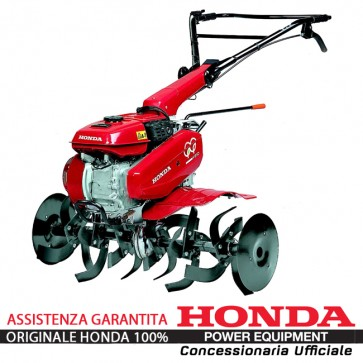 Motozappa Honda F 510 con fresa normale o fresa miracolo