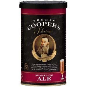 Malto per Birra Artigianale Thomas Coopers SPARKLING ALE 1,7kg 23 litri