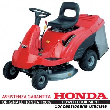 Trattorino a Motore OHC 4 Tempi 337cc 6,kW Honda HF1211K3 HE Taglio 71cm a 2 Lame ad Altezza Regolabile e Trasmissione Idrostatica con Velocita' di Avanzamento Progressiva