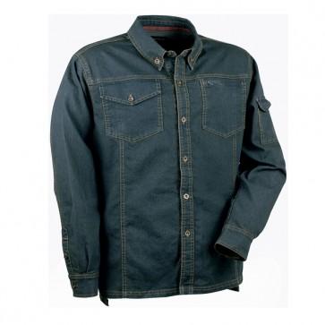Camicia di Jeans Lavoro Antifortunistica Cofra Bucarest