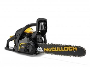 Motosega a scoppio McCulloch CS 410 ELITE barra 38 o 45 Motore OxyPower