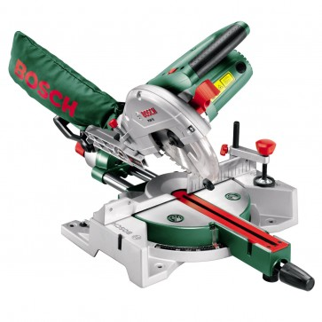 Bosch Troncatrice radiale con funzione di trazione PCM 7 S potenza motore 1.200 watt Peso 11,8 kg