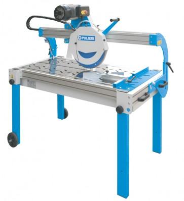 Segatrice per piastrelle mattoni Polieri ARCA 400/100 Hp 3