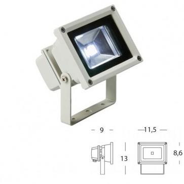 Proiettore Orientabile Art. 478/02 Bianco