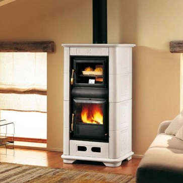 Stufa a legna Piazzetta E900 M KW 13 con forno