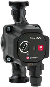 Pompa di Circolazione Taconova Tacoflow2 25-60/180