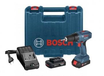 Trapano avvitatore a batteria GSR 1800 - LI Bosch CON 2 BATTERIE 18 V DA 1,5 Ah