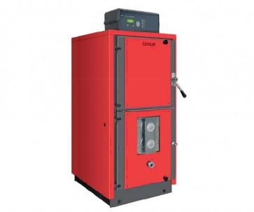 Caldaia a Legna Unical NOVAIREX 34 45 55 combustione catalitica