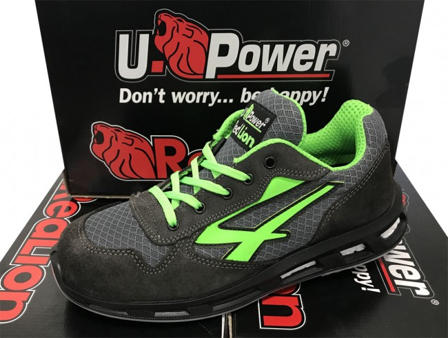SCARPE ANTINFORTUNISTICHE UPOWER RED LION - Safety Shoes Today