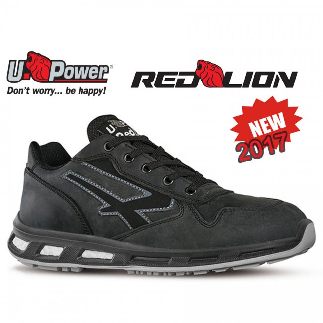 Scarpe Antinfortunistica UPOWER Red Lion CARBON S3 SRC dal 35 al 48 8a550aac509