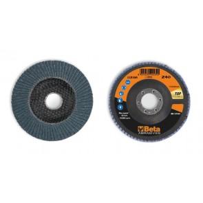 Dischi Mono-Lam Zirc. Sp/Fv Diam. 115 Gr60 Lp BETA Cod. 11216A 60