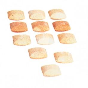Pietra Lavica per Barbecue In Briquette Pz.50
