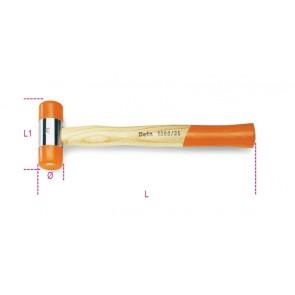 Mazzuole Battenti Plastica 45 BETA Cod. 1390 45