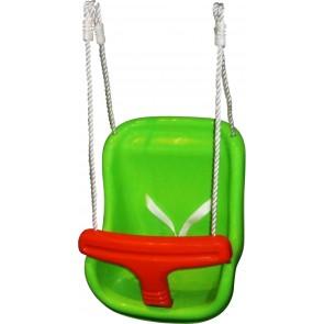 Seduta Integr.con Funi per Altalena Mod.Baby Seat