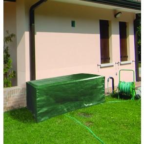 Copertura da esterno poliestere per TAVOLO QUADRATO 125x125x70h