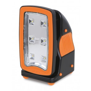 Faretti Portatili Ricaricabili Led Flash BETA Cod. 1838FLASH