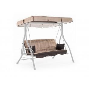 Cuscino di Ricambio per Dondolo Zanzibar Beige M0247-29