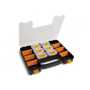 Beta Valigia organizer con 6 vaschette asportabili e divisori regolabili 2080/V6