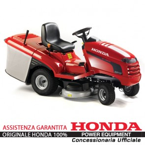 Trattorino rasaerba HONDA HF 2315 Turbofan HM E Taglio cm 92 Cesto raccolta 280 lt 503cc