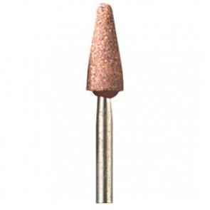 Moletta abrasiva all'ossido di alluminio 6,4 mm (953)