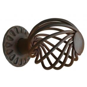 Pomolo in ferro battuto Galbusera Art.2807