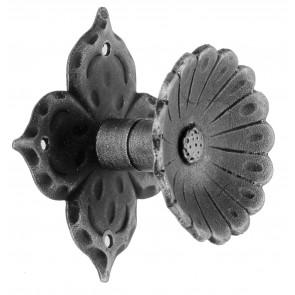 Pomolo in ferro battuto Galbusera Art.307