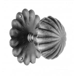 Pomolo in ferro battuto Galbusera Art.308