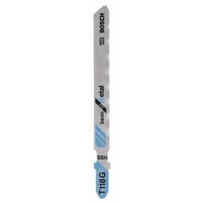 Bosch Lama per seghetto alternativo T 118 G Basic for Metal