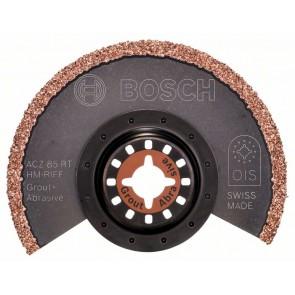 Bosch Lama segmentata RIFF in metallo duro ACZ 85 RT 85 mm
