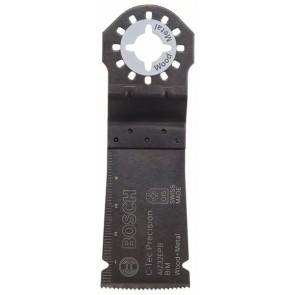 Bosch Lama per tagli dal pieno BIM Precision AIZ 32 EPB, Wood and Metal 50 x 32 mm