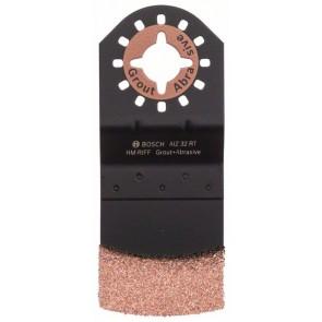Bosch Lama RIFF in metallo duro per tagli dal pieno AIZ 32 RT 32 mm