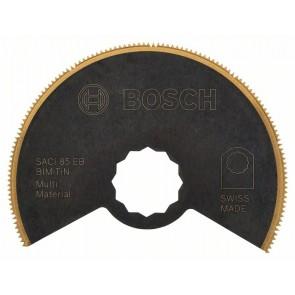 Bosch Lama segmentata BIM SACI 85 EB, Multi Material 85 mm