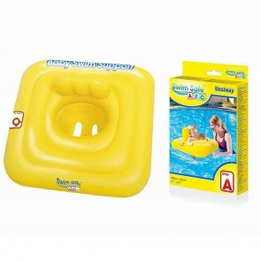 Giubbetto Salvaggente Mutandina QUADRATO SWIM SAFE ABC STEP A CM. 76X76 Bestway 32050
