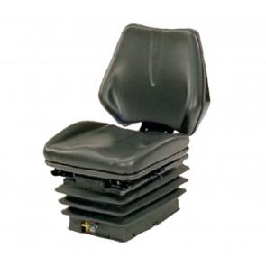 Sedile Trattori e Macchine Agricole Small in sky nero molleggio pneumatico 34613