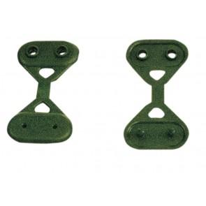 Conf. 10 Green Bottons per Teloni Ombregg.