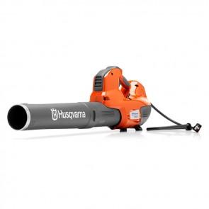 Soffiatore a batteria HUSQVARNA 536LiBX batteria 36V Velocità aria 12,2 mc